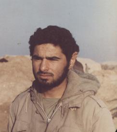 شهید رضا نادری